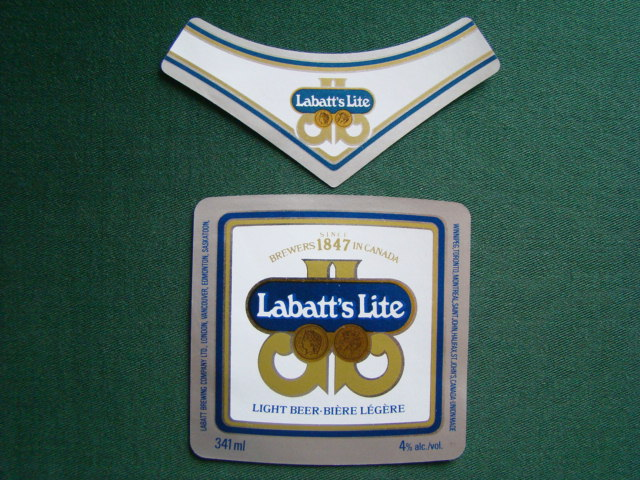 Labatt´s Lite Light Beer,Canada,Kanada