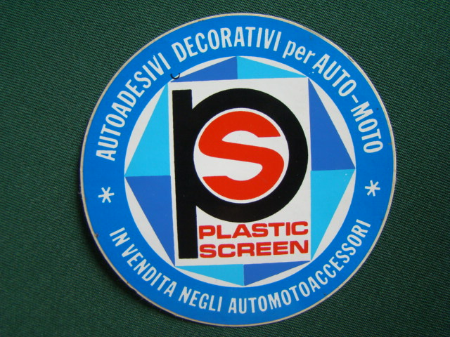 Plastic Screen - Autoadesivi Decorativi per Auto - Moto,In Vendita Negli Automotoaccessori,Auto - Samolepka